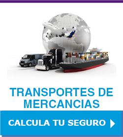 Seguro para transportes de mercancías