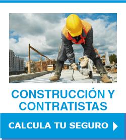 Seguro para construcción y contratistas