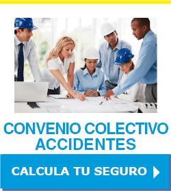 Seguro de convenio colectivo para accidentes