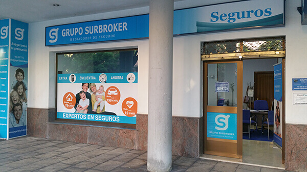 Oficina de Grupo Surbroker Mediadores de Seguros en Sanlúcar de Barrameda