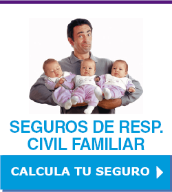 Seguro de responsabilidad civil familiar