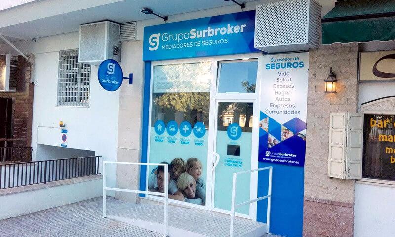 Grupo Surbroker Mediadores de Seguros Jerez de la Frontera - Exterior