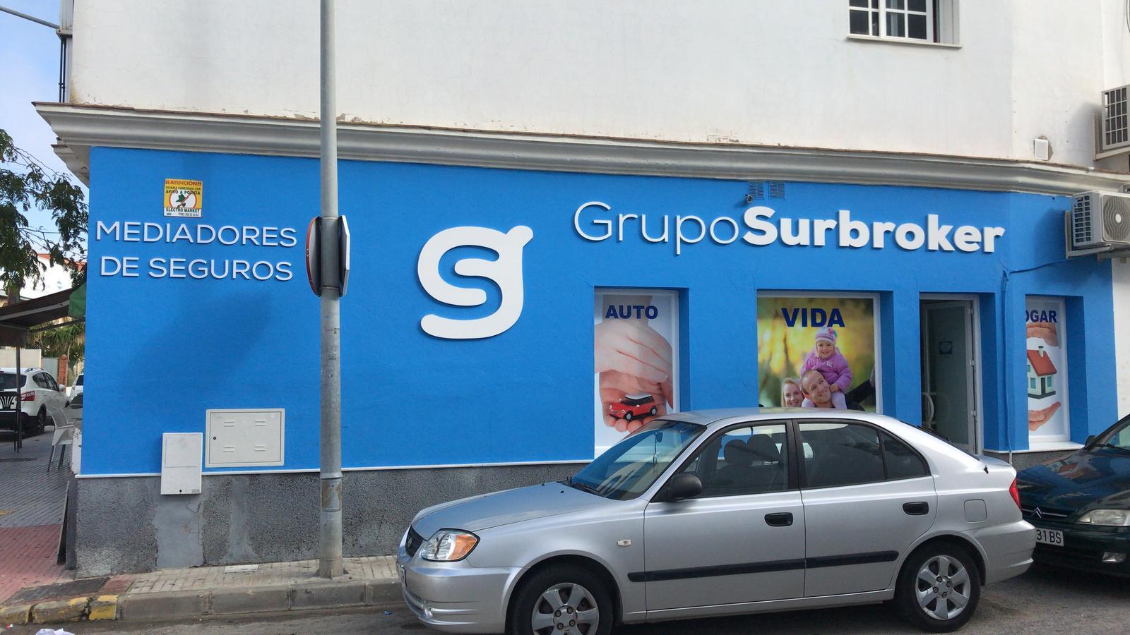 Oficina Grupo Surbroker Chiclana
