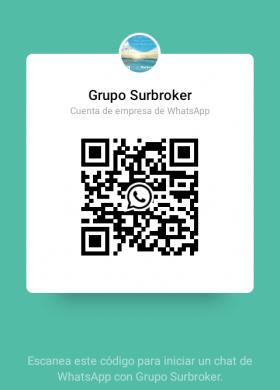 Código QR Grupo Surbroker